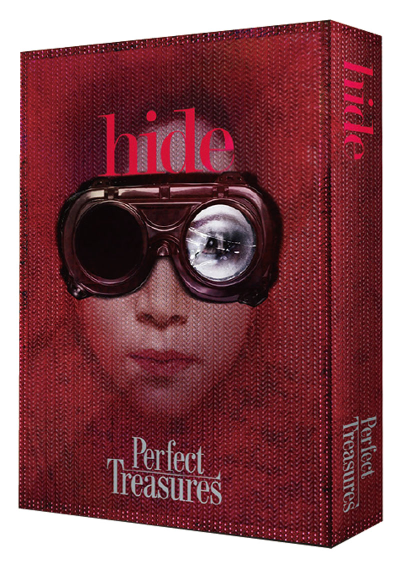 hide トレジャーブック 『hide Perfect Treasures』