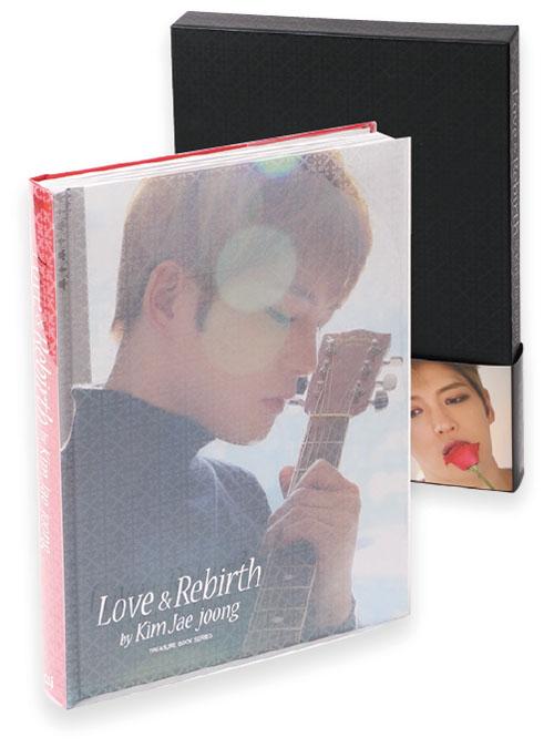 ジェジュン・トレジャーブック『Love&Rebirth』